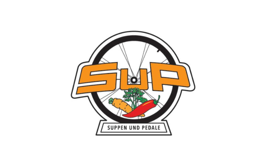 Suppen und Pedalen Logo